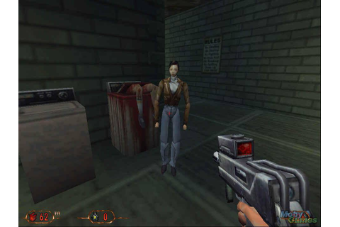 Download Blood II: The Chosen (Windows) - My Abandonware