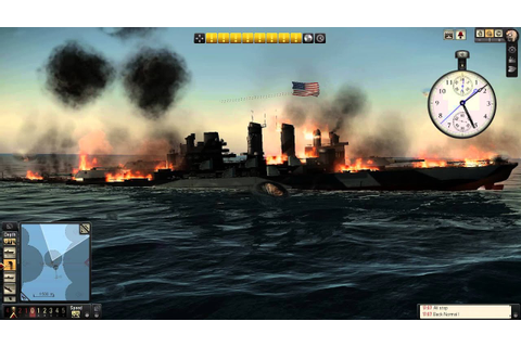 Let's Play Silent Hunter 5: Gameplay Sinking USA ...