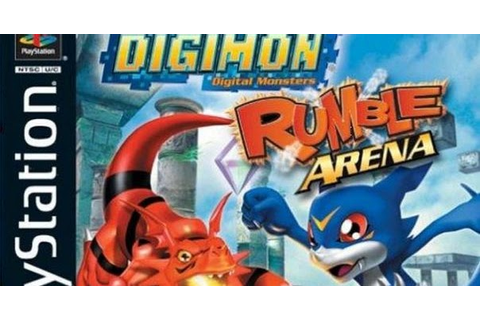 Digimon Rumble Arena 1 ~ Free Games Download