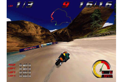 Redline Racer Download (1998 Simulation Game)