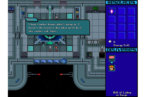 Download Hyperspace Delivery Boy! (Windows) - My Abandonware