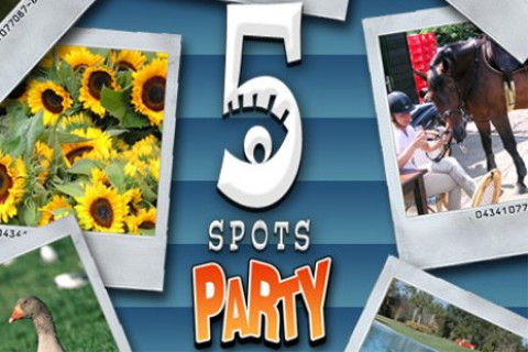 5 Spots Party (WiiWare) News