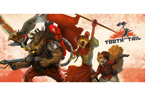 Tooth And Tail will Support Cross-Play Between PC and PS4