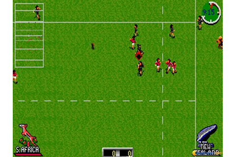 Campo's International Rugby download PC