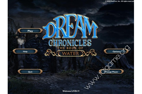 Dream Chronicles: The Book of Water - Download Free Full ...