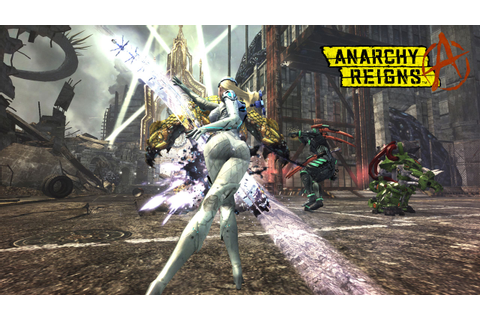 Anarchy Reigns, multiplayer brawler, dated and priced ...