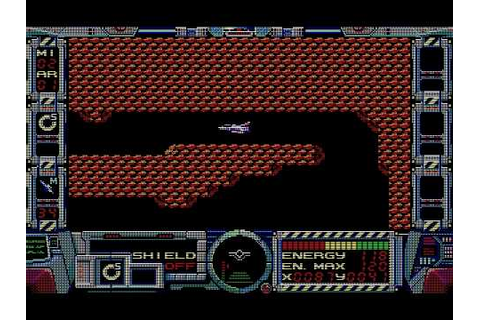[PC-88] Fire Hawk: Thexder the Second Contact (1989) (Game ...