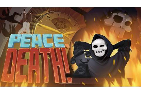 PEACE, DEATH! - Game Download (Peace, Death! by AZAMATIKA ...