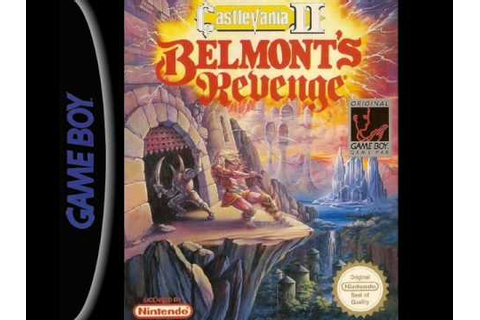 Castlevania II: Belmont's Revenge Music (Game Boy) - New ...