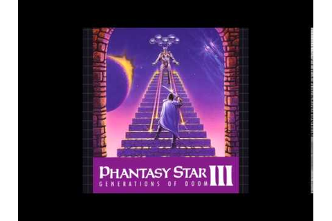 Phantasy Star III OST ~ Dark Force - YouTube