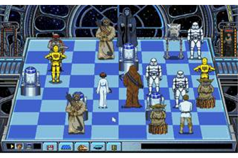 Star Wars Chess Download (1993 Strategy Game)
