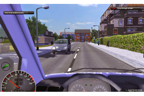 Ambulance Simulator PC Game Free Download - Game Maza