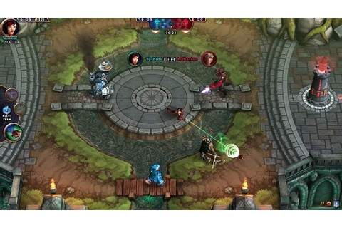 Solstice Arena Review - Games Finder