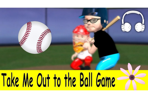 Take Me Out to the Ball Game | Family Sing Along - Muffin ...