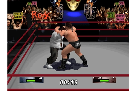 WWF WrestleMania 2000 (USA) ROM