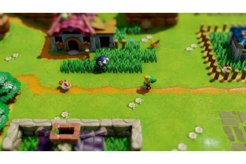 Zelda: Link's Awakening gets full remake for Nintendo ...