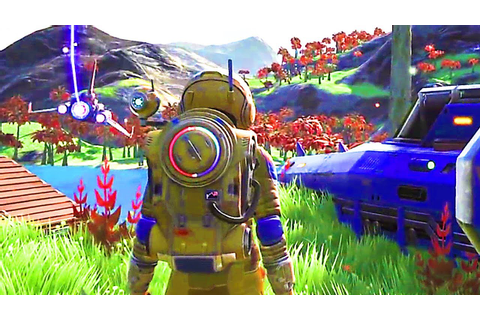 NO MAN'S SKY Next Bande Annonce (2018) PS4 / Xbox One / PC ...