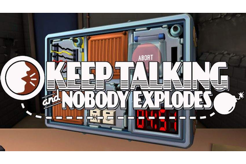 Keep talking and nobody explodes | PC CHIP