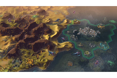 Civilization: Beyond Earth – Rising Tide Expansion News ...