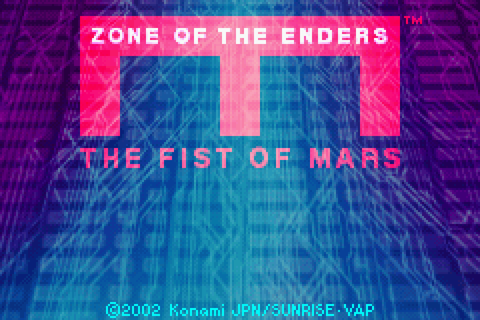 Zone of the Enders: The Fist of Mars Download Game ...