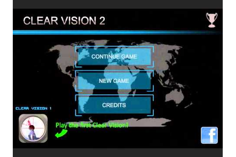 Clear Vision 2 - Game soundtrack 3 - YouTube