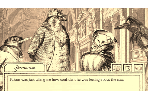 Aviary Attorney PC Review: Fowl Play | USgamer