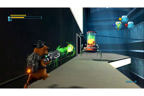 Amazon.com: G-Force - Xbox 360: Video Games