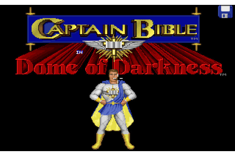 Скриншоты Captain Bible in the Dome of Darkness на Old ...