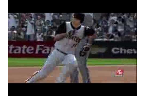 Major League BaseBall 2K8 PSP Game Download - YouTube