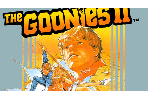 CGR Undertow - THE GOONIES II review for NES - YouTube