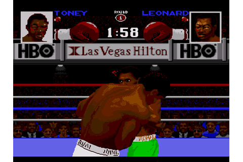 Boxing Legends of the Ring Game Download | GameFabrique