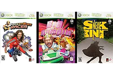 Amazon.com: Burger King 3-Game Collection (Sneak King ...