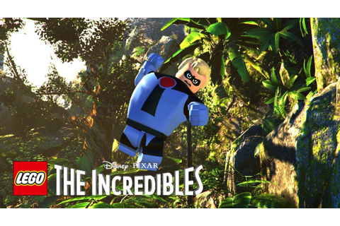 LEGO The Incredibles - Three New Screenshots! - YouTube