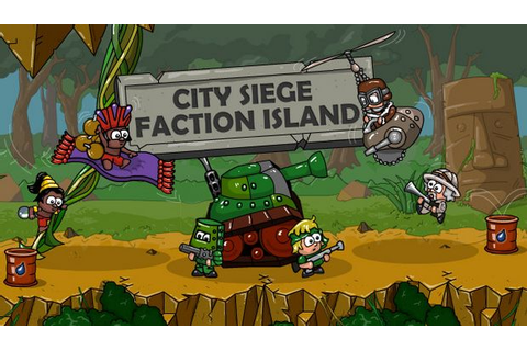 City Siege: Faction Island Free Download « IGGGAMES