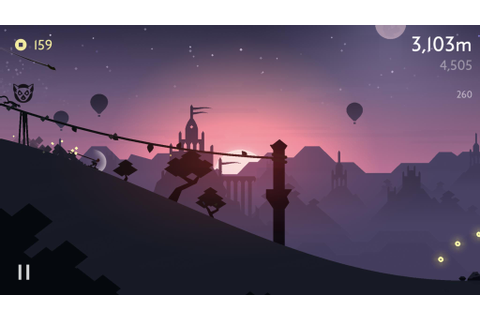 Alto's Odyssey Review: A perfect follow-up to Alto's snowy ...