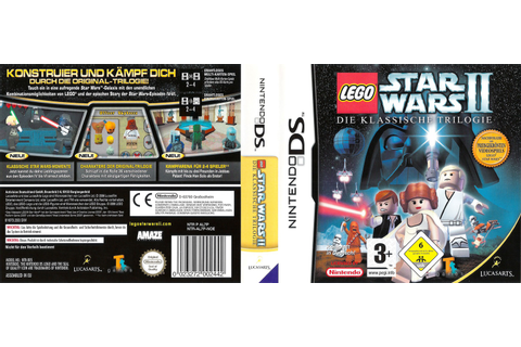AL7P - LEGO Star Wars II - The Original Trilogy