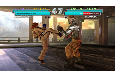 High Compressed Tekken Tag Tournament PC Game Full Version ...