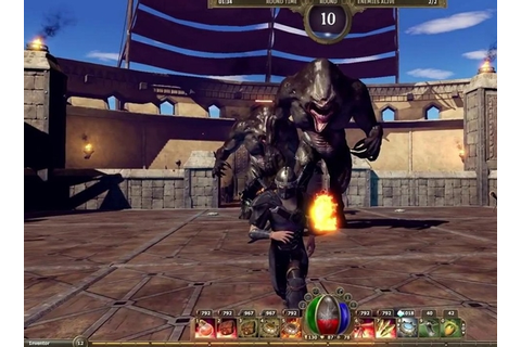 Legends Of Aethereus Game - Free Download Full Version For PC