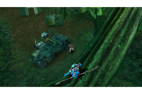 James Cameron's Avatar: The Game screenshots | Hooked Gamers