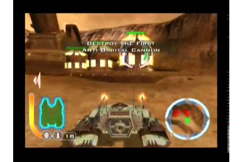 Star Wars the Clone Wars: (Original Xbox) Mission 1 - The ...