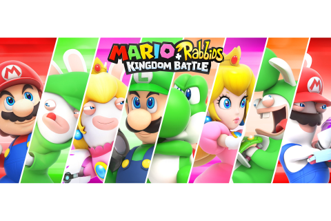 6 Mario + Rabbids Kingdom Battle HD Wallpapers ...