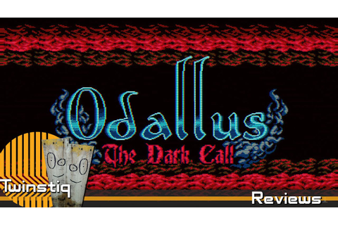Odallus: The Dark Call - Review - YouTube