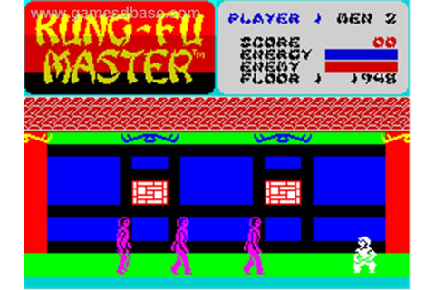 Kung Fu Master Download Free Full Game | Speed-New