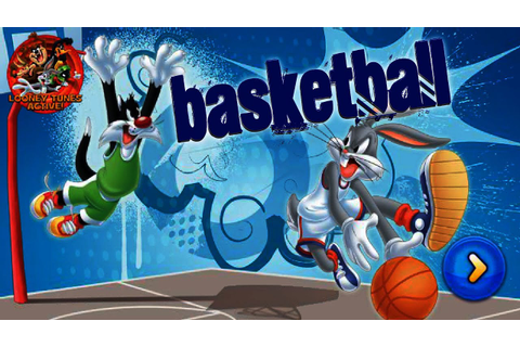 Looney Tunes Active Basketball - YouTube