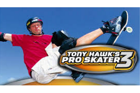 'Tony Hawk's Pro Skater 3' Named The Best PS2 Sport Game ...