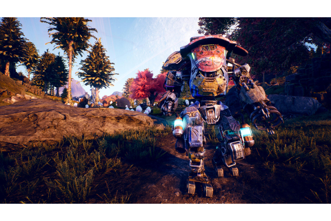 "The Outer Worlds Is ""Designed to be Playable Without Color ..."