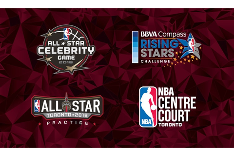 NBA All-Star Celebrity Game, All-Star Practice, BBVA ...
