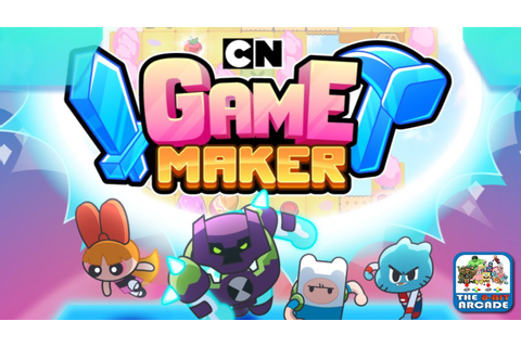 Cartoon Network Game Maker - Create and Play in your own ...