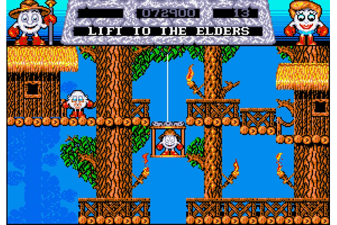 My all time favourite video games: Fantasy World Dizzy ...