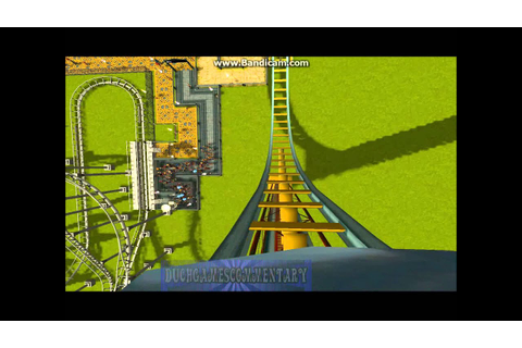 roller coaster tycoon 3 gameplay 3D - YouTube